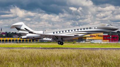 VP-BAT - Private Bombardier BD700 Global 7500
