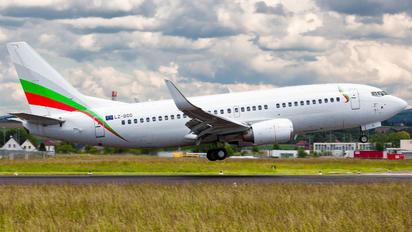 LZ-BOO - Bul Air Boeing 737-300