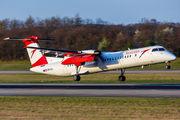 OE-LGL - Austrian Airlines/Arrows/Tyrolean de Havilland Canada DHC-8-400Q / Bombardier Q400 aircraft