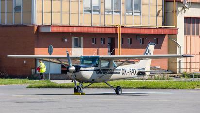 OK-FAO - Private Cessna 152