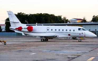 M-SASS - Private Gulfstream Aerospace G200