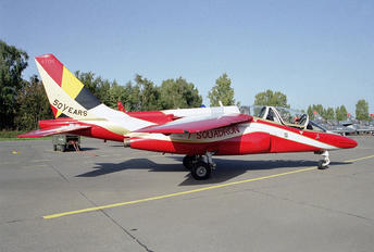 AT05 - Belgium - Air Force Dassault - Dornier Alpha Jet 1B