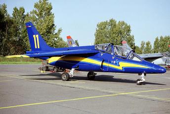 AT18 - Belgium - Air Force Dassault - Dornier Alpha Jet 1B