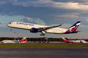 VQ-BFZ - Aeroflot Airbus A350-900 aircraft