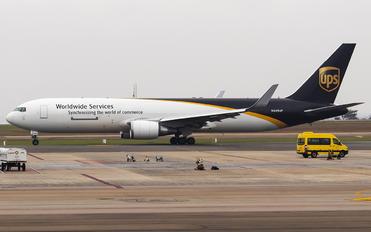 N349UP - UPS - United Parcel Service Boeing 767-300F