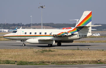 VP-CSM - Private Lockheed L-1329 JetStar