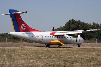 LY-RUM - Danish Air Transport ATR 42 (all models)