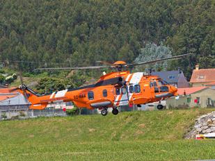 EC-NAA - Spain - Coast Guard Eurocopter EC225 Super Puma