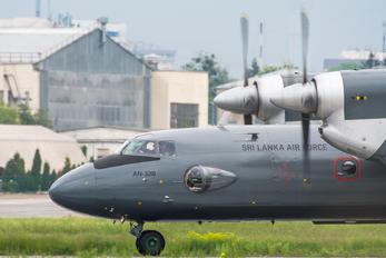 SCM-863 - Sri Lanka - Air Force Antonov An-32 (all models)