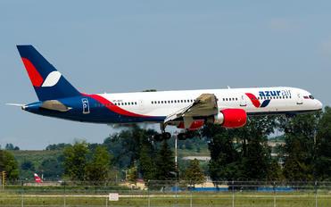VP-BYC - AzurAir Boeing 757-200