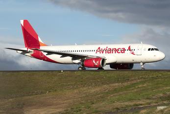 N499TA - Avianca Airbus A320