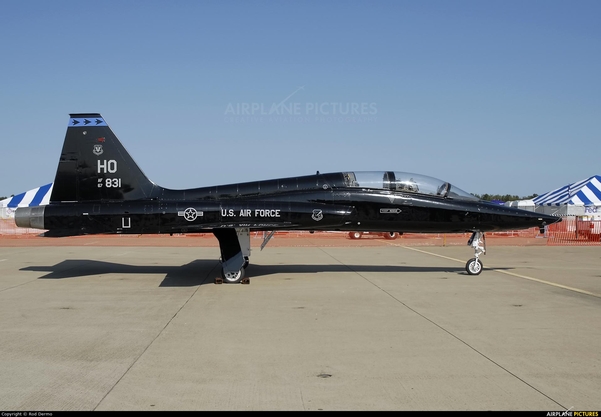 USA - Air Force 67-14831 aircraft at Oceana NAS