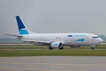 EI-STU - ASL Airlines Ireland Boeing 737-400SF