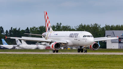 OE-IOQ - Volotea Airlines Airbus A320
