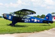 F-BEGU - Private Piper J3 Cub aircraft