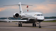 M-NSTR - Private Bombardier BD700 Global 7500 aircraft