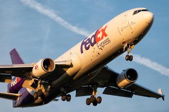 N618FE - FedEx Federal Express McDonnell Douglas MD-11F