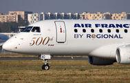 F-HBXC - Air France - Regional Embraer ERJ-170 (170-100) aircraft