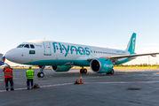 First flight of Flynas to Kyiv Borispol title=
