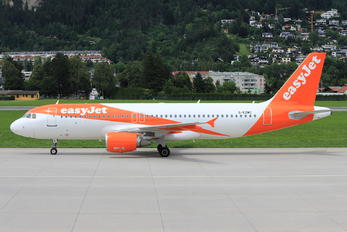 G-EZWC - easyJet Airbus A320