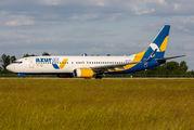 UR-UTQ - Azur Air Ukraine Boeing 737-800 aircraft