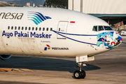 PK-GIJ - Garuda Indonesia Boeing 777-300ER aircraft
