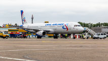 VQ-BGY - Ural Airlines Airbus A321 aircraft