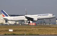 F-GTAQ - Air France Airbus A321 aircraft