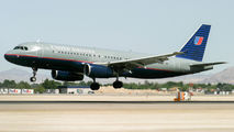 N461UA - United Airlines Airbus A320 aircraft