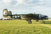 N5672V - Private North American B-25J Mitchell aircraft
