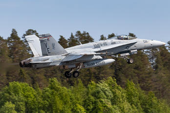 164978 - USA - Marine Corps McDonnell Douglas F/A-18C Hornet