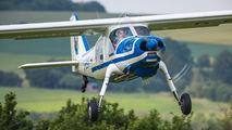 D-EBAT - Private Dornier Do.27 aircraft