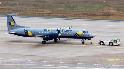 SE-MAN - West Air Sweden British Aerospace ATP