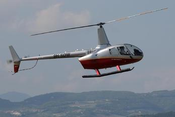 9H-SDW - Private Robinson R66