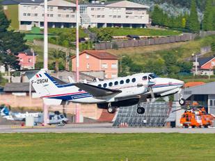 F-ZBGM - France - Customs Beechcraft 350 Super King Air