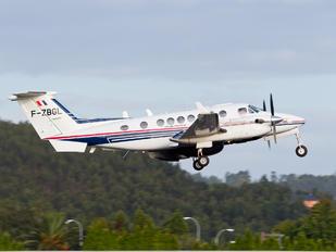 F-ZBGL - France - Customs Beechcraft 300 King Air 350
