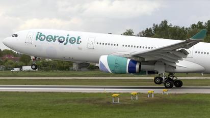 EC-MII - Iberojet Airbus A330-300