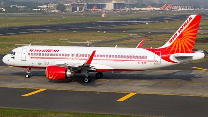 VT-EXR - Air India Airbus A320 NEO