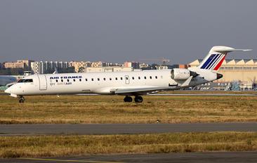 F-GRZC - Air France - Brit Air Canadair CL-600 CRJ-702