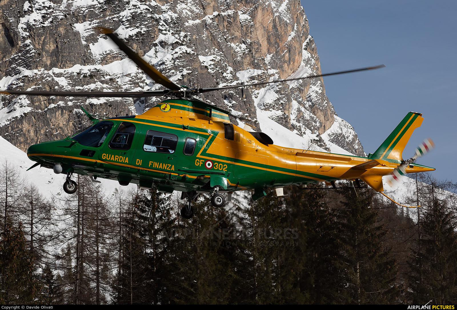 Italy - Guardia di Finanza MM81680 aircraft at Off Airport - Italy