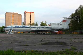 ссср-85122 - Aeroflot Tupolev Tu-154B