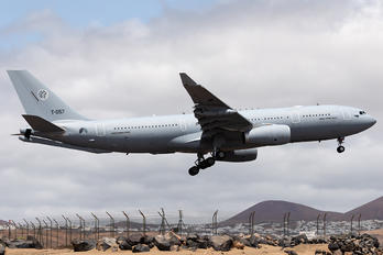 T-057 - Netherlands - Air Force Airbus A330 MRTT