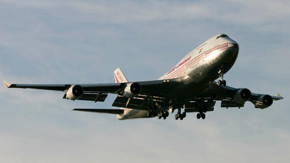 VT-ESO - Air India Boeing 747-400
