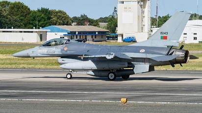 15143 - Portugal - Air Force General Dynamics F-16AM Fighting Falcon