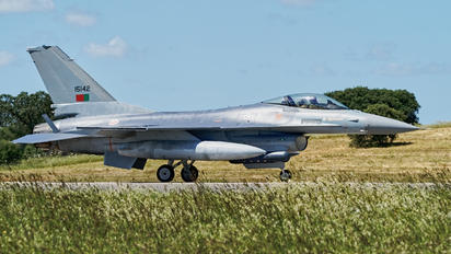 15142 - Portugal - Air Force General Dynamics F-16AM Fighting Falcon