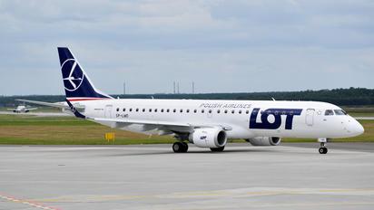 SP-LMD - LOT - Polish Airlines Embraer ERJ-190 (190-100)