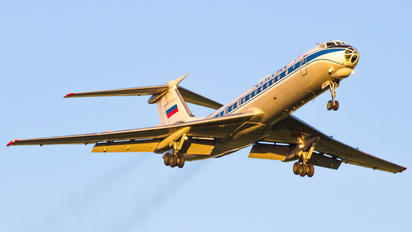 RA-65995 - Roscosmos Tupolev Tu-134A