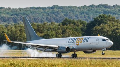 LZ-CGA - Cargo Air Boeing 737-800