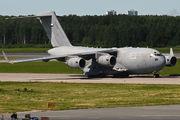 United Arab Emirates AF C-17A Globemaster at St. Petersburg title=
