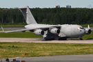 United Arab Emirates AF C-17A Globemaster at St. Petersburg